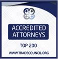 Nicolas and De vega Law Offices top 200 lawyers